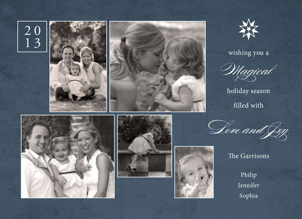 magical-holiday-wishes-photo-collage-card