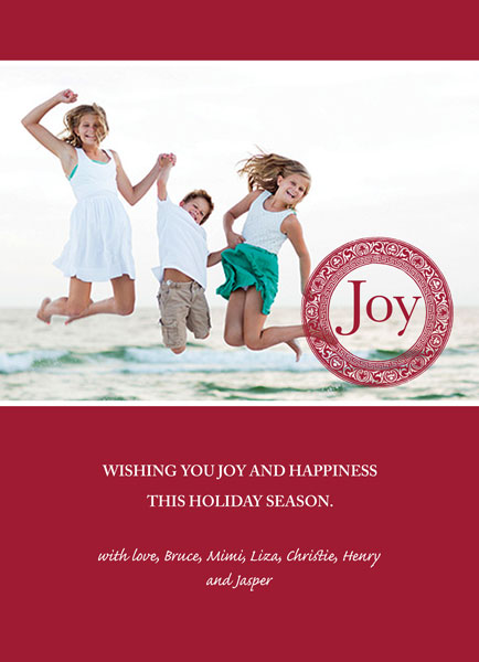 wishing-you-joy-and-happiness-double-sided-custom-holiday-Christmas-photo-card-printed-on-luxurious-ultra-thick-cover-stock